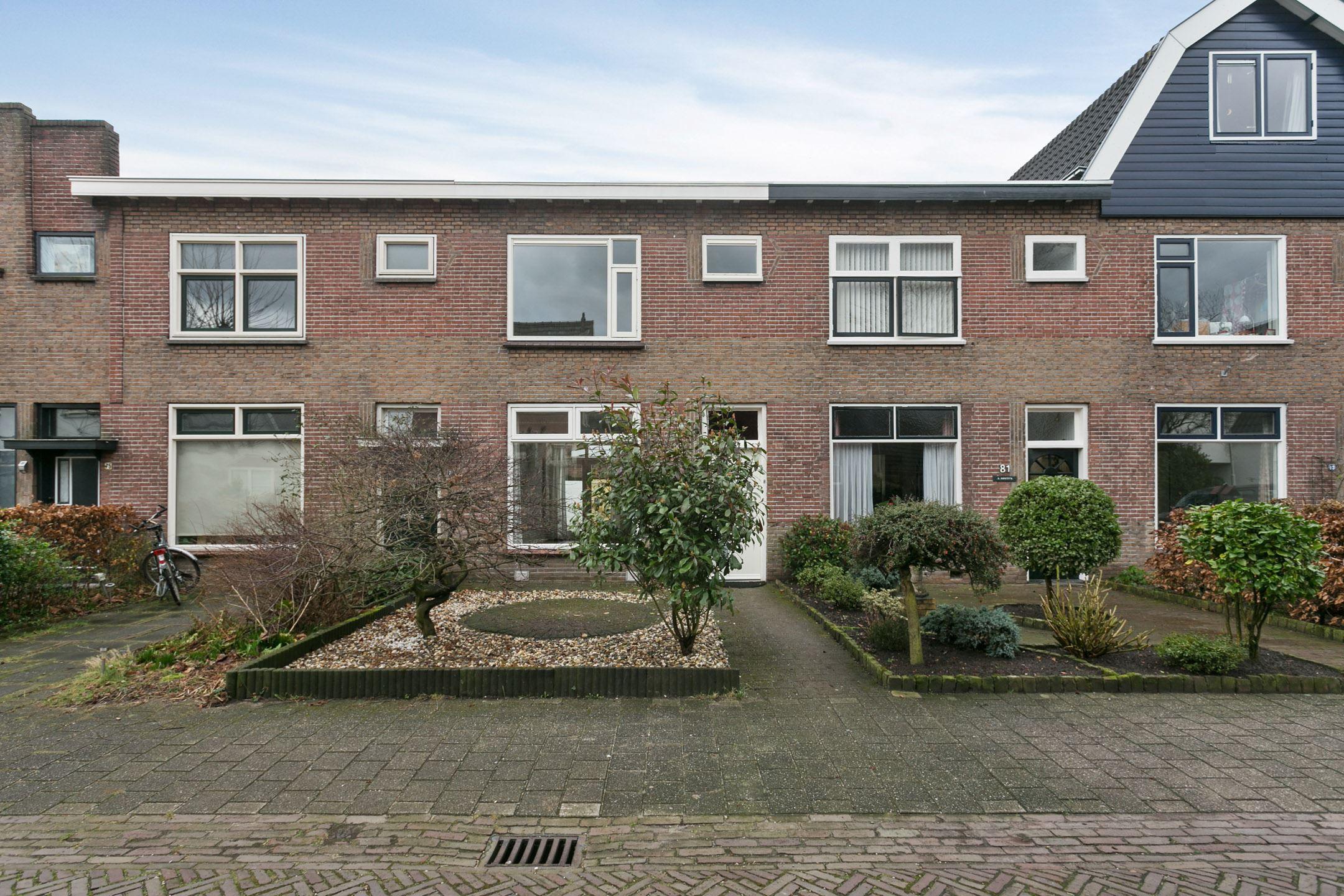 Aangekocht Valkenierslaan Breda